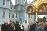 Чергова поїздка бердичівських паломників до Свято-Успенської Почаївської Лаври