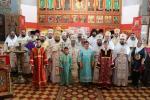 Своє 60-ти річчя від дня народження відзначив настоятель Георгієвського храму протоієрей Михаїл Маркевич.