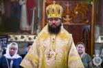 У день Різдва Іоанна Предтечі митрополит Никодим звершив Божественну літургію у Свято-Успенському архієрейському соборі міста Житомира.