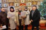 Різдвяне богослужіння та свято колядок відбулись у Свято-Георгіївському храмі в Черняхові!