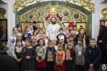 Архієрейський візит у Коростишів: урочиста Різдвяна літургія та свято колядок!