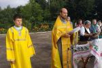 Світле престольне свято прийшло у село Рею!