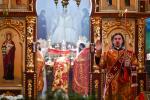 Світлий Вівторок: Божественна Літургія Іоанна Златоуста архієрейським чином у Свято-Миколаївському соборі м. Бердичева