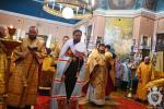 Митрополит Никодим з архіпастирським візитом відвідав Свято-Петропавлівський храм с. Барашівка.