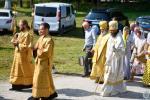 В день пам'яті рівноапостольної княгині Ольги своє Престольне свято відзначив Свято-Ольгинський храм міста Житомира!